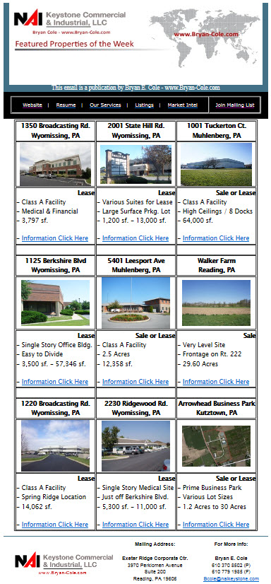 Featured Properties of the Week - May 6