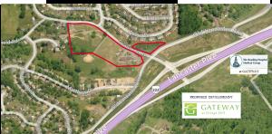 Grings Hill Road Aerial